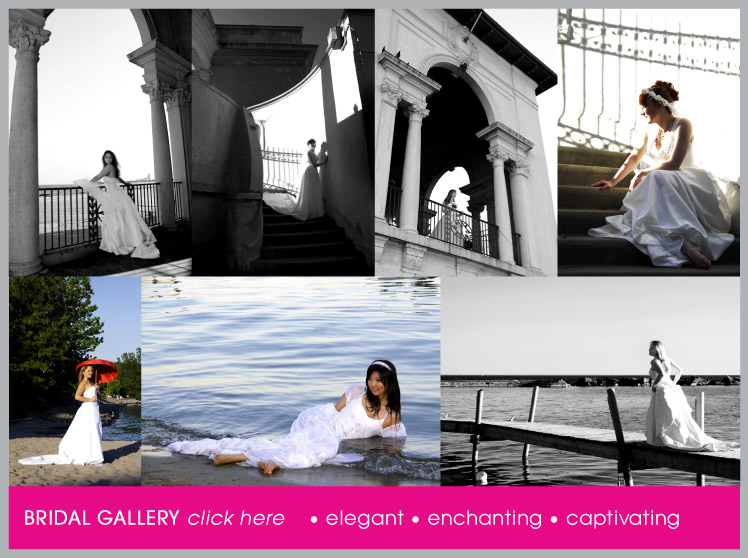Bridal Photography Toronto